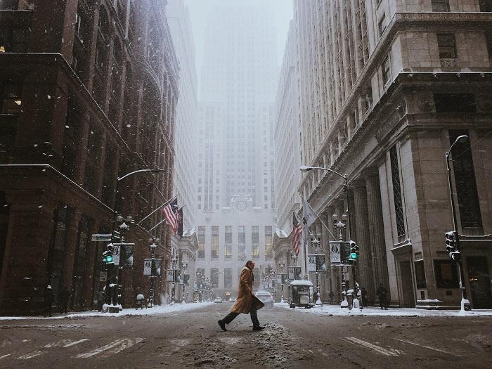 Cocu Lew. Blizzard Days