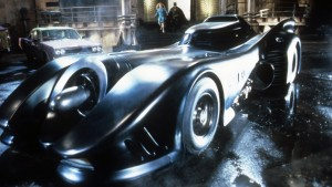 "It is a real car from ""Batman"" movie"