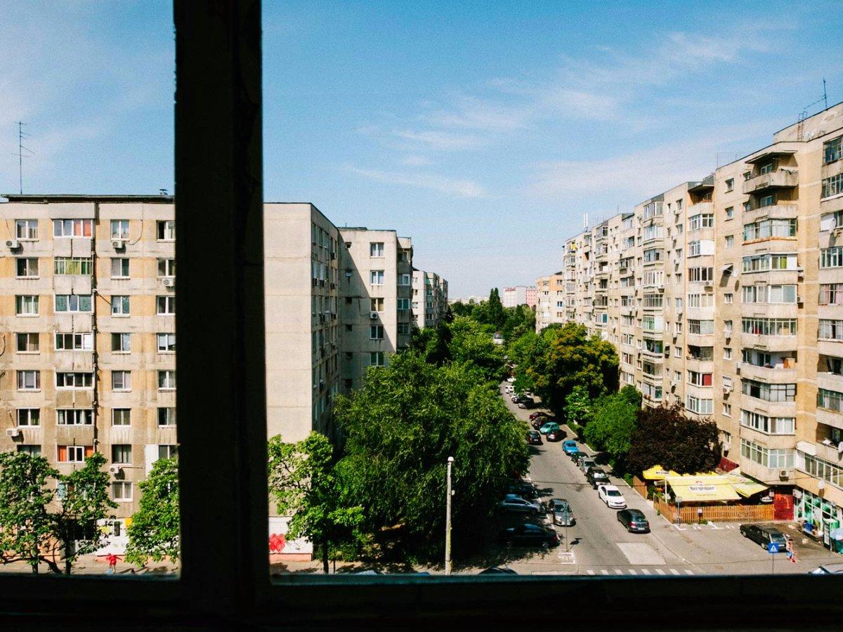 Bucharest, Romania, photo by Cristian
