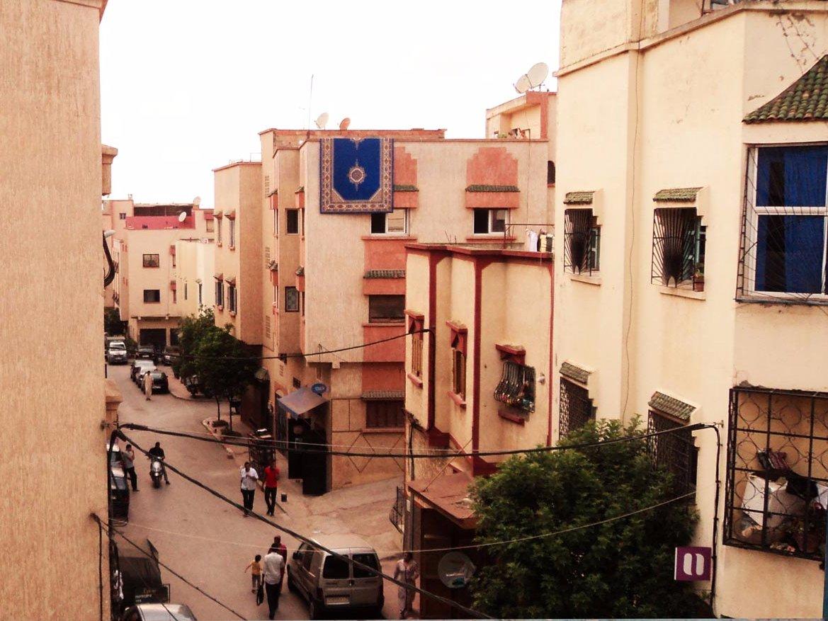 Salé, Morocco, photo by Hachim