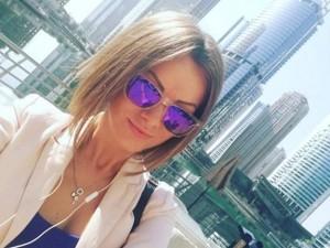 Anna Sergeeva. Photo from social networks