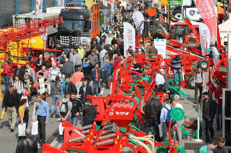 Poland Machinery Dealers Doo Mail: Kharkiv's Agricultural Equipment To Poland