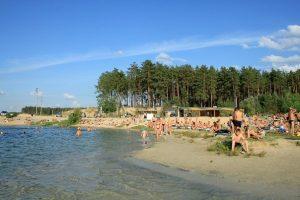 Bezlyudovsky Reservoir