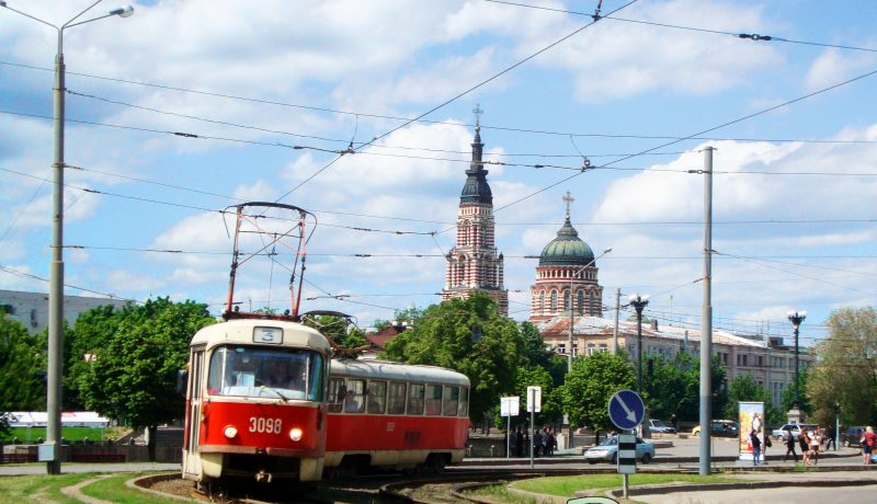 All public electric transport in Kharkiv faces switch-off | The